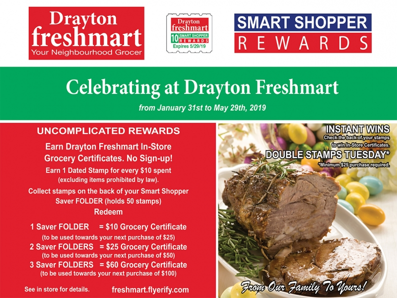 Royal Star Promotions :: Celebrating at Drayton Freshmart